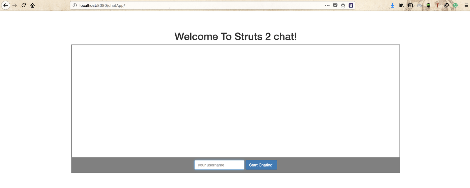 action class in struts 1.3 example