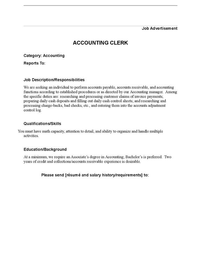 financial director job description example