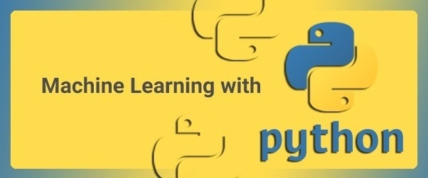 machine learning classfieir python example