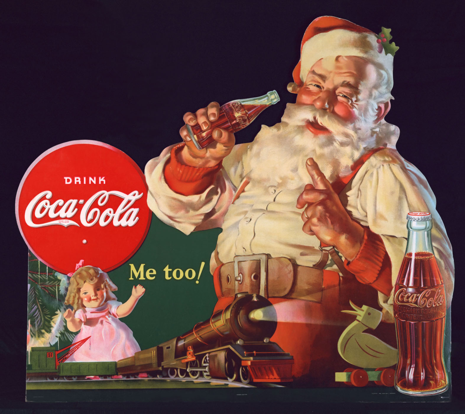 example of effective teamwork during the coca cola campaign