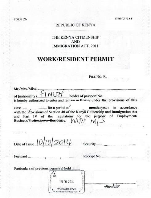 ministry of transportation d license written test example
