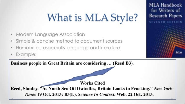 example of in text citation mla of website
