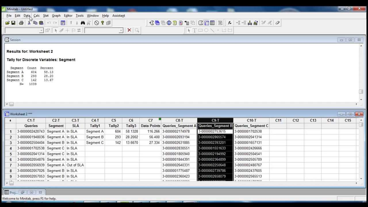 stratified random sampling example for company