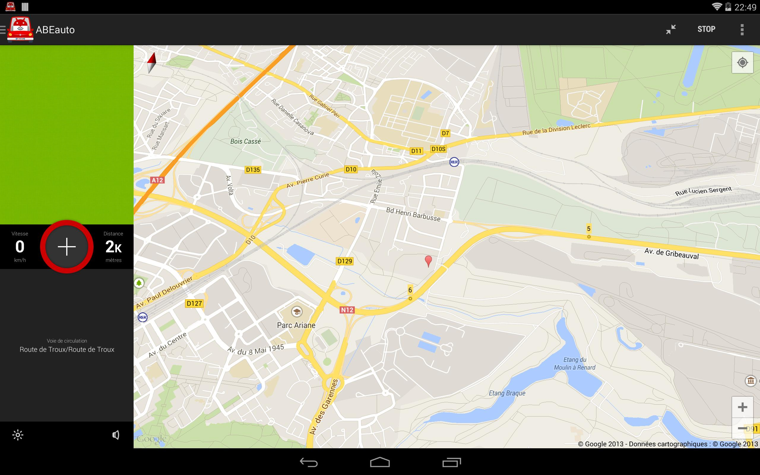 google maps marker manager example