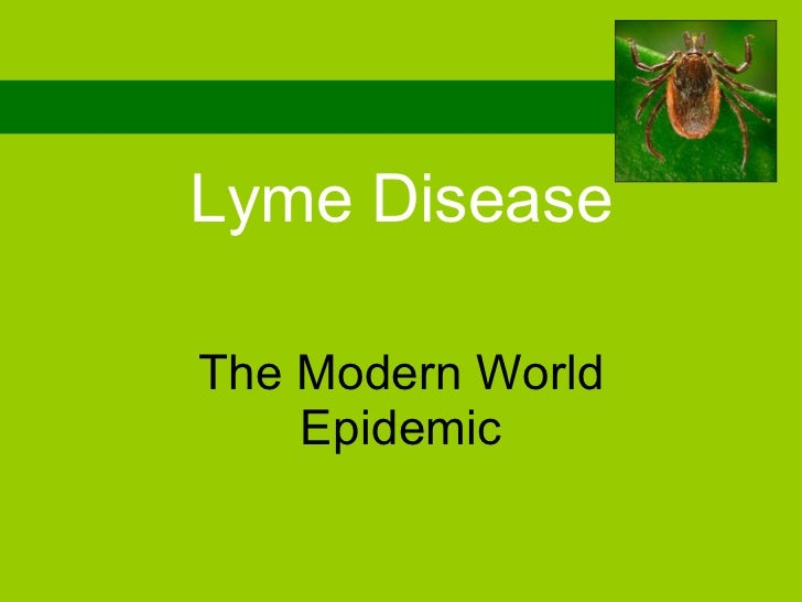 what disease is an example of a modern pandemic