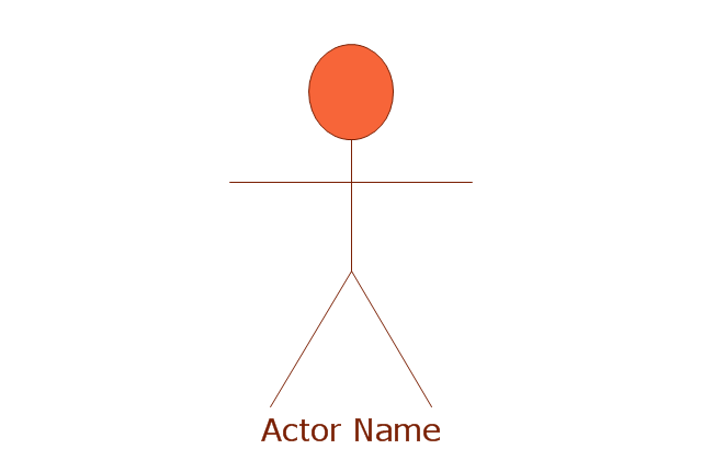 example of secondary actor in use case