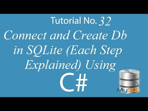 create interface and connect to a database example