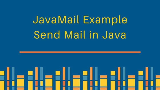 java spring send email example