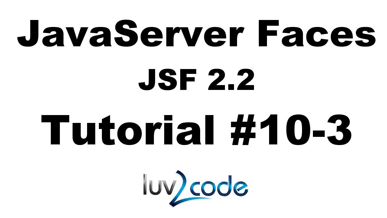 jsf hello world example without maven