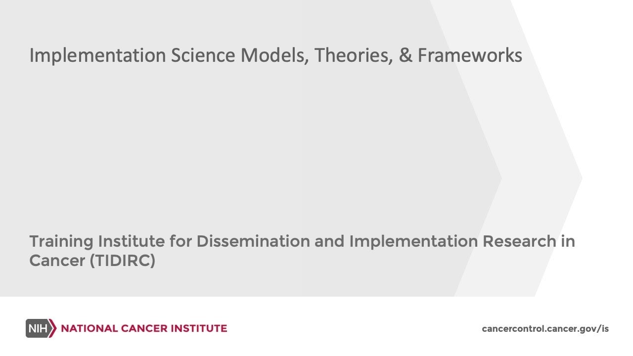 theoretical framework in research example
